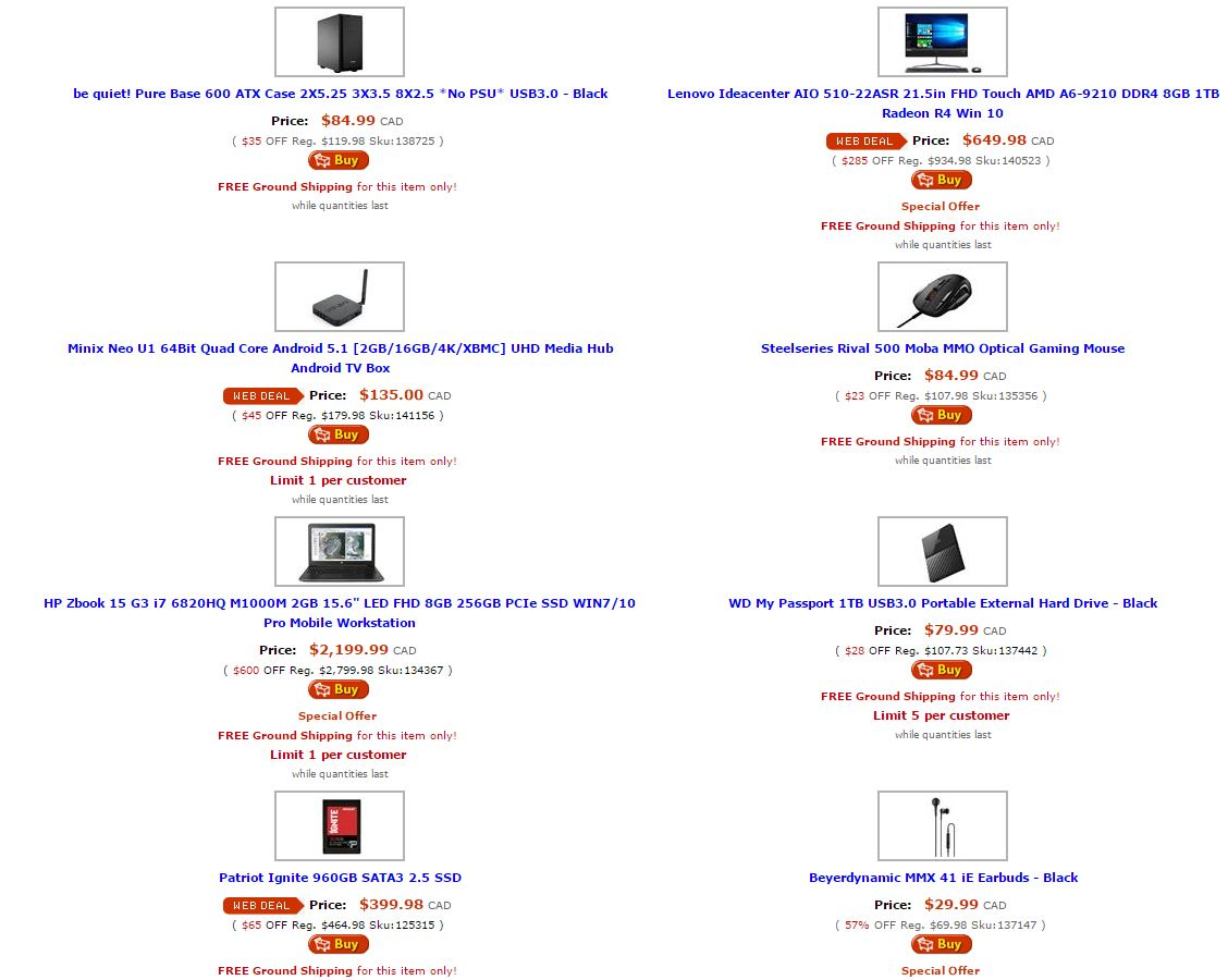 For thritingetfc7.cf we currently have 3 coupons and 4 deals. Our users can save with our coupons on average about $Todays best offer is NCIX Coupon Codes, Promos & thritingetfc7.cf you can't find a coupon or a deal for you product then sign up for alerts and you will get updates on every new coupon added for thritingetfc7.cf